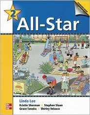 All Star 2 Standards Based English, (0072846747), Linda Lee