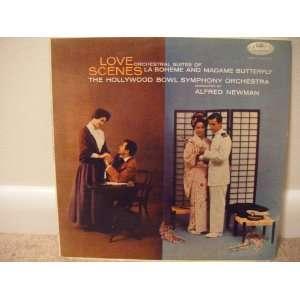 Love Scenes (Orchestral Suites Of La Boheme & Madame