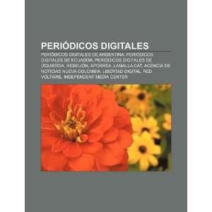 digitales Periódicos digitales de Argentina, Periódicos digitales