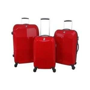Heys USA Edge Case 3 Piece Luggage Set