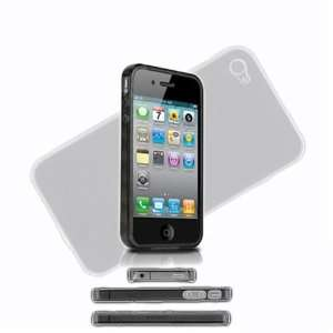 iPhone 4S Cover Black Protective Hard Case Cover Black Case For Apple