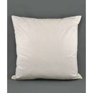 20 x 20 Down Pillow Form 5/95 Fabric: Arts, Crafts