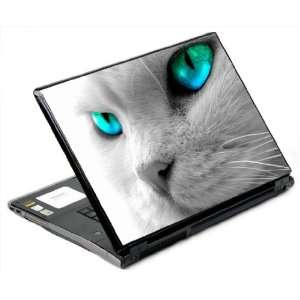 Lovely Cat Decorative Protector Skin Decal Sticker for 19