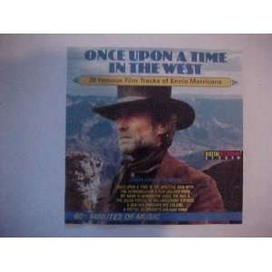 Once Upon a Time in the West, 20 Famous Film Tracks of