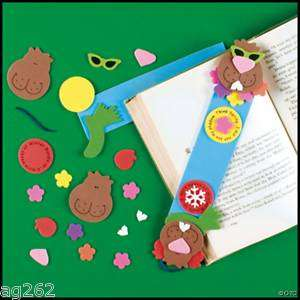 Groundhog Day Bookmark Craft Kit for Kids Fun ABCraft