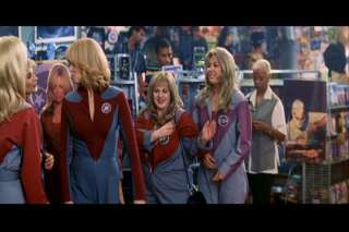 GALAXY QUEST (1999) CONVENTION SCENE FANS JUMPSUIT