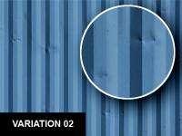 0096 Corrugated Metal Siding Wall Texture Sheet