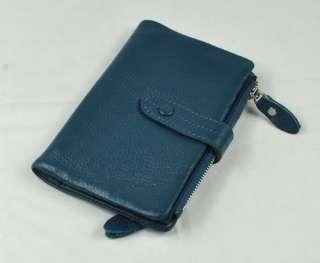 NWT Genuine leather lady women Premium Multi functional wallet purse