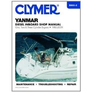 Yanmar Diesel Inboard Shop Manual One, wo & hree Cylinder Engines