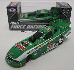 2011 JOHN FORCE Castrol 1:64 Action Funny Car NHRA John Force Racing