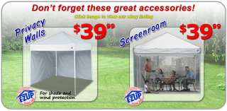 10 x 10 Express II Gazebo Tent Shelter by EZ UP 098556434141