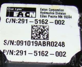 Eaton Hydraulics, orbital valve, RAYMOND, 1094529 291 5162 002