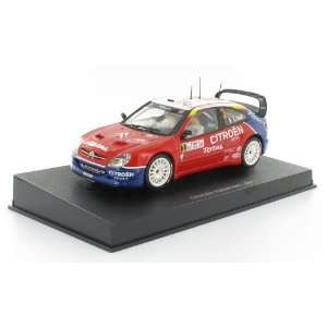 AutoArt   Citroen Xsara WRC 2004 Slot Car (Slot Cars