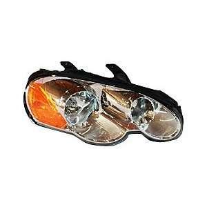 TYC 20 6463 00 Chrysler Sebring Passenger Side Headlight