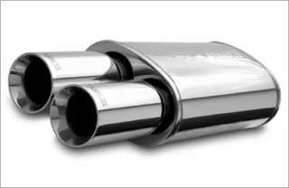 Magnaflow 14816 Polished Stainless Steel Muffler w/ Tip