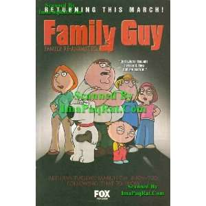Family Guy: Family Re Animated: Peter Just when I thought