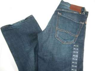 LUCKY BRAND JEANS MENS CLASSIC STRAIGHT BLUE 29X32 NWT NEW