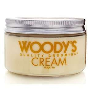 Woodys Quality Grooming Cream, 4.0 oz.: Beauty