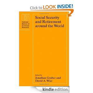 Social Security and Retirement around the World (National Bureau of