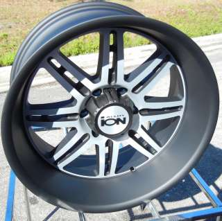 ION ALLOY 183 WHEELS RIMS 2007 UP TOYOTA TUNDRA SEQUOIA 5X150