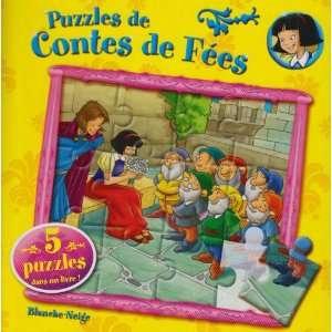 de contes de fées ; blanche neige (9789086221370): Collectif: Books