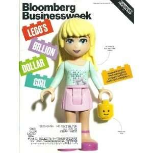 Legos Billion Dollar Girl: Editors of Bloomberg Businessweek: Books