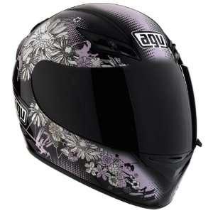 K3 Fleurs Women Flowers Full Face DOT ECE2205 Motorcycle Street Helmet