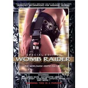 Womb Raider R Version Lauren Hays, Annie Body, Randolph