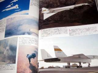 Aircraft Book North American Aviation XB 70 Valkyrie