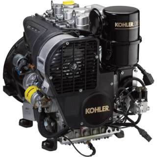 Kohler Four Stroke Diesel Engine 25.2 HP Group 8 Interchange Shaft PA