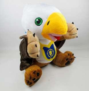 BIG SIZE WOW WORLD OF WARCRAFT Gryphon Hatchling Stuffed Plush Toy