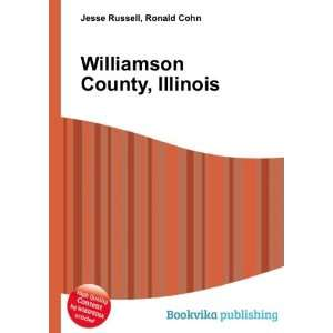 Williamson County, Illinois Ronald Cohn Jesse Russell