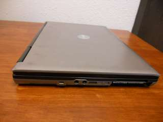 Dell Latitude D620 Laptop Notebook 1.67 GHZ 80GB HDD 1 GB Ram Windows