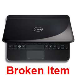 Dell Inspiron Mini 10 Atom 1.33GHz BROKEN   Black
