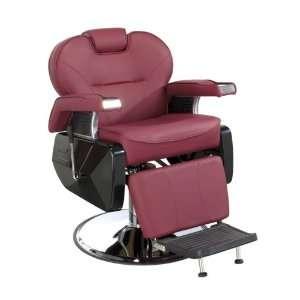 All Purpose Hydraulic Recline Barber Chair Salon Spa J Beauty