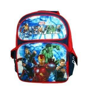 Marvel AVENGERS Movie Iron Man Captain America Hero Large