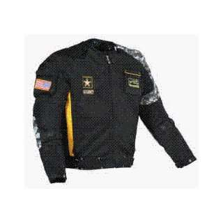 POWER TRIP US ARMY DELTA JACKET BLACK/GREY CAMO 3X