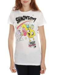 Adventure Time Shmowzow Girls T Shirt