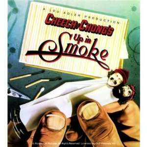 Cheech & Chong   Up In Smoke   Decal   Sticker Automotive