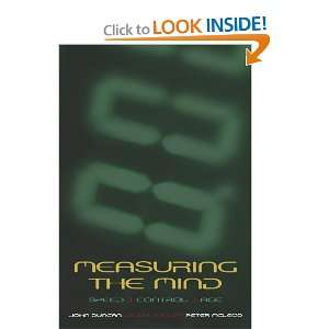measuring the mind speed control and age and over one