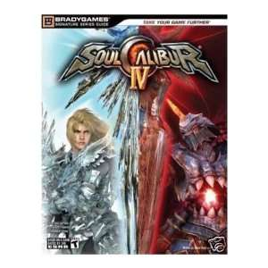 Brady Games 51799 PS3/XBOX 360 Soul Calibur IV Game Guide Video Games