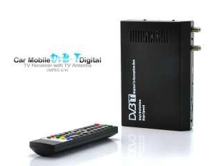 DECODER TV DIGITALE TERRESTRE DVB T PER AUTO CAMPER