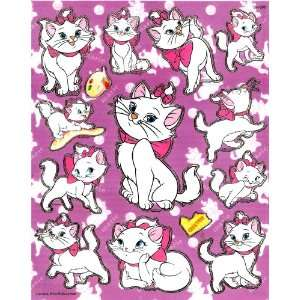 Aristocats Marie standing proud cat kitten kitty Disney Movie Sticker