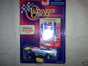 JOHN FORCE CASTROL GTX CHEVY 1/64TH 1994 CHAMP F/C
