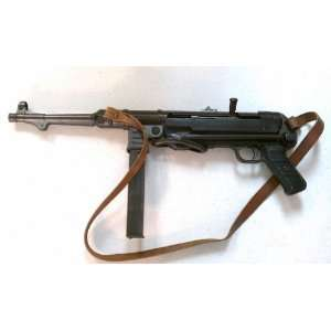 German Schmeisser MP 40 Submachine Non firing Replica Gun