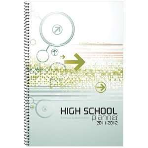 Well Planned Day, High School 1 Year Planner, July 2011