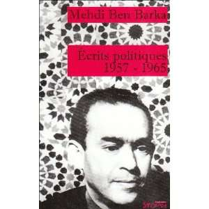 1965 (French Edition) (9782907993937): al Mahdi Bin Barakah: Books