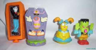 GRAVEDALE HIGH, 1991 ~COMPLETE HAPPY MEAL SET