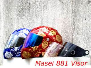 MASEI US ARMY 881 DOT MOTORCYCLE HELMET M L XL