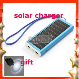 SOLAR POWER CHARGER FOR MOBILE PHONE CAMERA PDA  4